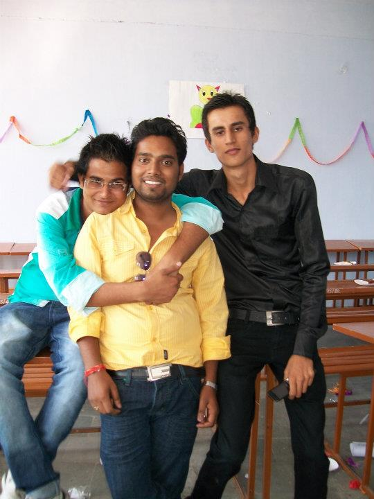 Yash and friends
